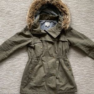Loft Utility coat